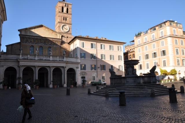Roma S. Maria in Trastevere