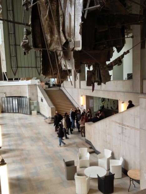 Palais de Tokyo entrée 4